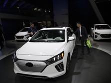 Hyundai: Pabrik Mobil Listrik di Bekasi Mulai Produksi 2022