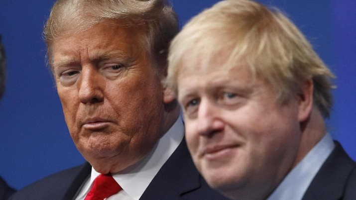 Kebijakan PM Inggris Ini Akan Bikin Trump Murka, Apa Itu?