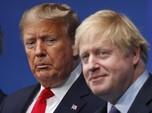 Menang Banyak Pemilu Inggris, PM Johnson Dapat Selamat Trump
