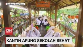 VIDEO: Kantin Apung Sekolah Sehat