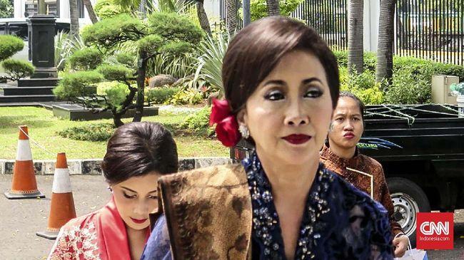 MRAT Ratu Kosmetik Putri Kuswisnu Wardani Jadi Pembisik Jokowi