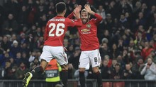 FOTO: MU Pesta Gol, Arsenal Hampir Kalah di Liga Europa