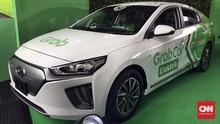 Hasil Studi Mobil Listrik Grab akan Jadi Acuan Hyundai