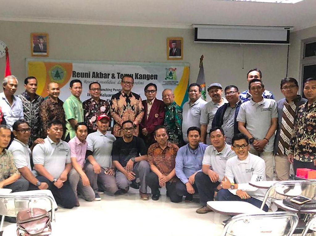 Menteri KKP Reuni Bareng Alumni Moestopo