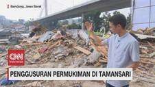 VIDEO: Penggusuran Permukiman di Tamansari
