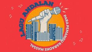INFOGRAFIS: Lima Lagu Andalan Para Pemandu Karaoke Massal