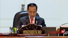 VIDEO: Presiden Jelang Nataru, Hadirkan Rasa Aman dan Toleran