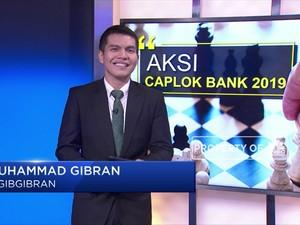 Aksi Caplok Bank 2019