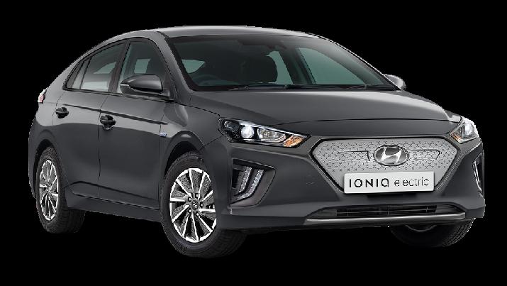 Hyundai Ioniq Electric (dok. Hyundai)