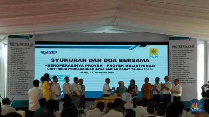 PT PLN Unit Induk Pembangunan Jawa Bagian Barat (JBB) telah menyelesaikan 42 proyek tahun ini dengan total investasi mencapai Rp 12,6 triliun.