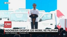 VIDEO: Indonesia Ekspor 120 Mobil ke Filipina