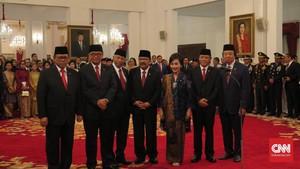 Daftar Wantimpres Jokowi Periode 2019-2024