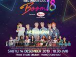 Besok! NCT Dream Ramaikan Hut Transmedia di Cibubur