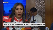 VIDEO: Emilia Nova Apresiasi Bonus dari Pemerintah