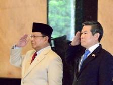 Sikap Menhan Prabowo Kala China Klaim Natuna RI
