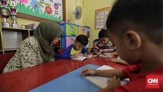 Biarkan Siswa Bermain, Guru PAUD Diminta Tak Kasih PR