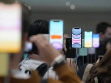 Waduh, China Larang Pemasok iPhone Setop Produksi Dulu