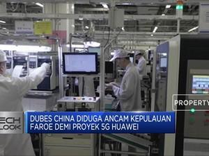 Dubes China Diduga Ancam Denmark Demi Proyek 5G Huawei