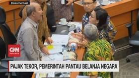 VIDEO: Pajak Tekor, Pemerintah Pantau Belanja Negara