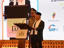 Wapres: Merger Bank Syariah BUMN Tuntas 2021, Setara BUKU IV