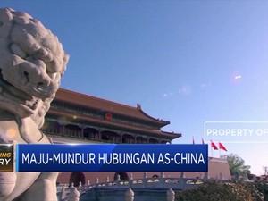 AS-China Kok Masih 'Rajin' Saling Mencela?