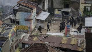 Lima Personel Brimob Dinyatakan Bersalah di Kasus Tamansari