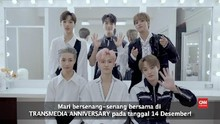 VIDEO: Menanti NCT Dream Tampil di HUT 18 Transmedia