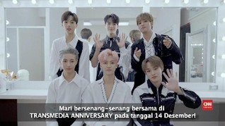 VIDEO: Menanti NCT Dream Tampil di HUT 18 Transmedia
