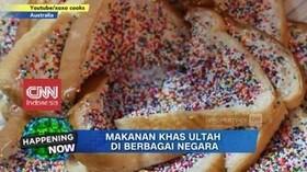 VIDEO: Makanan Khas Ultah dari Berbagai Negara