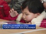 Duh! Penjualan iPhone di China Turun Lebih dari 35%