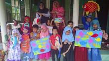 PAUD Melon Jagakarsa di Tengah Kepungan Pendidikan Dini Mahal