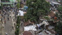 Polisi Tangkap 25 Orang Ricuh Tamansari, 5 Bawa Senjata Tajam