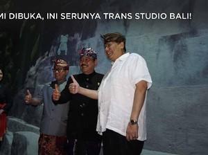 Buruan Serbu dan Liburan Seru di Trans Studio Bali!