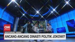VIDEO: Ancang-Ancang Dinasti Politik Jokowi