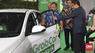 Grab Gandeng APM Uji Coba Kendaraan Listrik