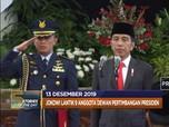 Jokowi Lantik 9 Anggota DPP Hingga Pemilu Inggris