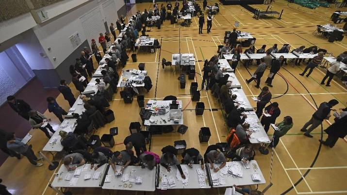 Mengintip Suasana Pemilu Inggris yang Tentukan Nasib Brexit