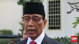 Wiranto Tak Mau Lepas Jabatan Ketua Dewan Pembina Hanura