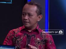 Urus Investasi, Bahlil Singgung Cebong-Kampret Hingga 'Hantu'
