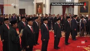VIDEO: Sembilan Tokoh Jadi Wantimpres Jokowi