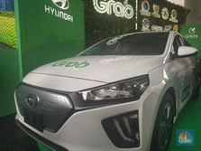 Mobil Listrik Grab-Hyundai Didesain Khusus untuk Indonesia