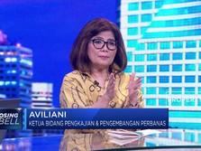 Review Kinerja 2019, Ekonom Sebut Margin Perbankan Turun