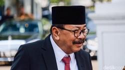 Jelang Pelantikan Dewan Pertimbangan Presiden, Soekarwo Juga ke Istana