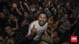 Sepekan Jadi 'Anak Party' Karaoke Jaksel