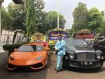 Punya Lamborghini, Hotman Paris Cs Jadi Crazy Rich Taat Pajak