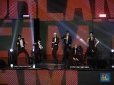 Aksi Pangung NCT Dream Bius Penonton Trans Studio Cibubur