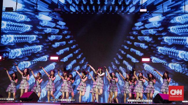 JKT48 hingga BCL Buka Perayaan HUT 18 Transmedia