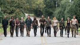 Sinopsis The Walking Dead Tayang di Bioskop Trans TV