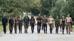 Sinopsis The Walking Dead Tayang di Bioskop Trans TV