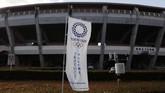 Pesta olahraga ini mengingatkan pada Olimpiade Tokyo 1964 yang diselenggarakan 19 tahun pasca Perang Dunia II.(AP Photo/Jae C. Hong)